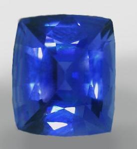 Fine Burmese Sapphire (from Myanmar)